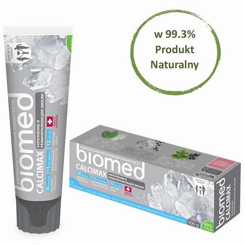 Calcimax pasta do zębów - wzmocnienie i remineralizacja szkliwa100g - BIOMED