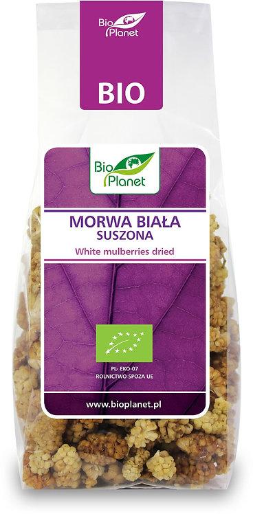 Morwa Biała Suszona BIO 100g  Bio Planet