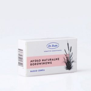 Mydło naturalne borowinowe Dr Duda 100g