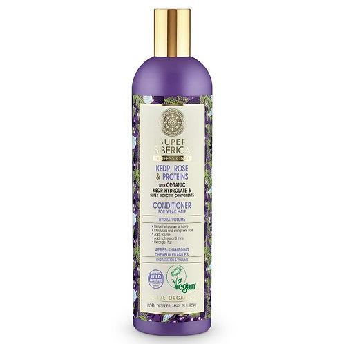 Odżywka do włosów suchych HYDRA VOLUME, 400 ml SUPER SIBERICA PROFESSIONAL
