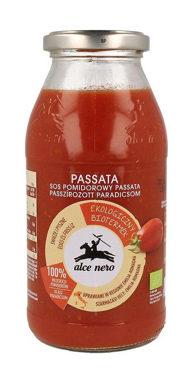 Sos Pomidorowy Passata BIO 500g ALCE NERO