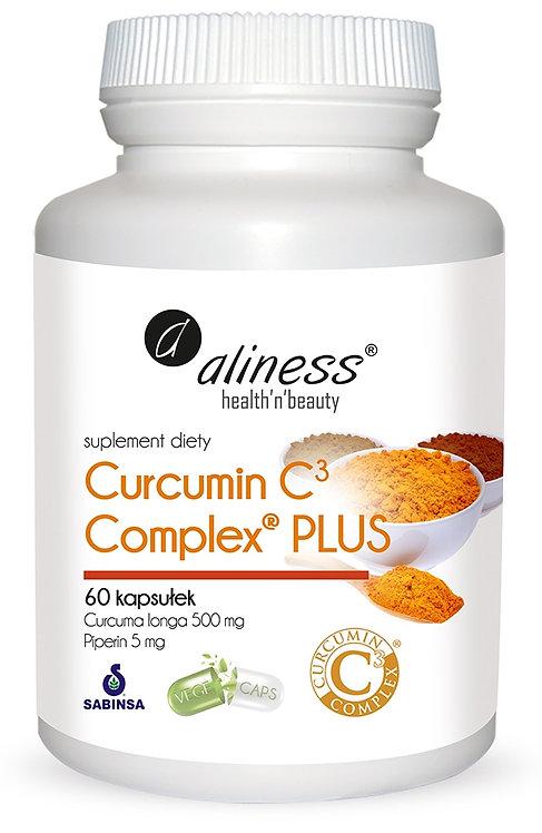 Curcumin C3 complex z piperyną 60 kaps. Aliness