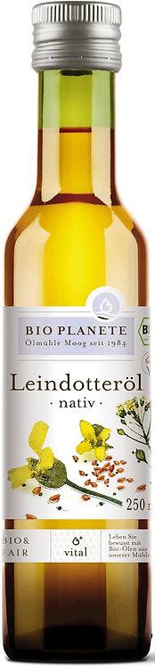 Olej z Lnianki (Rydzowy) Virgin BIO 250ml Bio Planete