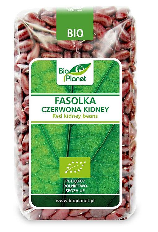 Fasolka Czerwona Kidney BIO 500g Bio Planet