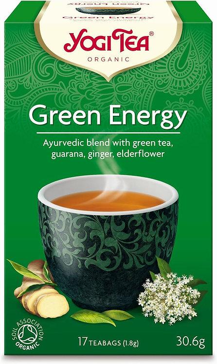 Zielona energia GREEN ENERGY Bio Yogi Tea