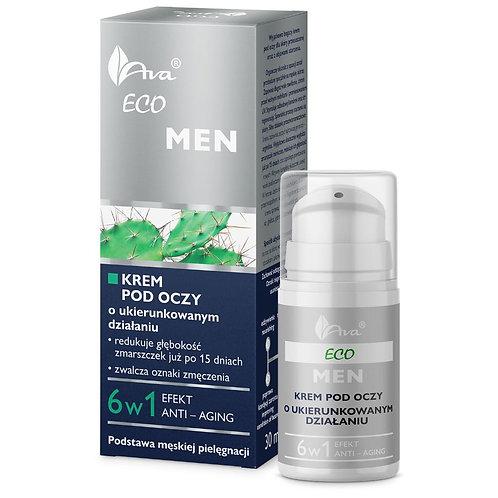 Eco Men Krem Pod Oczy o Ukierunkowanym Działaniu dla Mężczyzn 15ml AVA