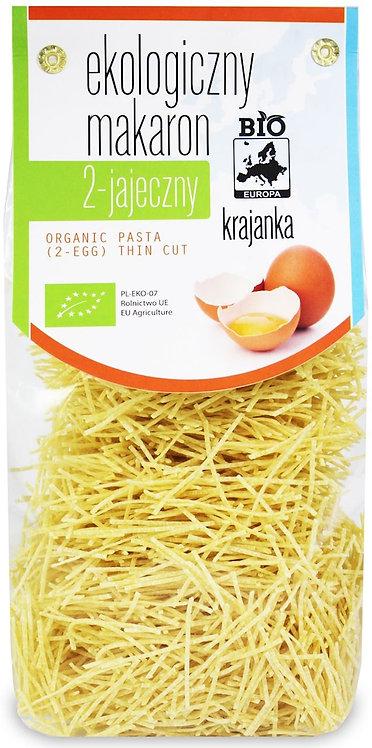 Makaron (2-Jajeczny) Krajanka BIO 250g BIO Europa