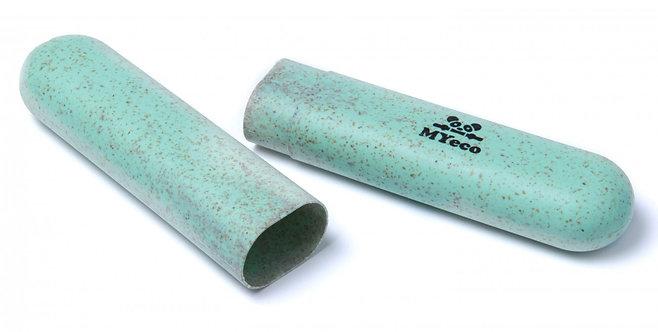 Etui na Szczoteczkę MyEcoBrush Natural Case Zielony
