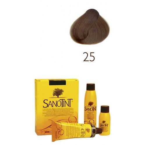 Farba do Włosów na Naturalnej Bazie 25 MOKKA SANOTINT CLASSIC