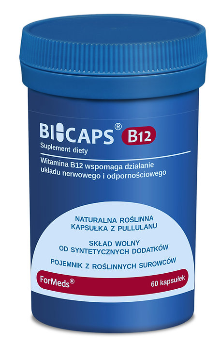 BICAPS B12 60kaps Formeds