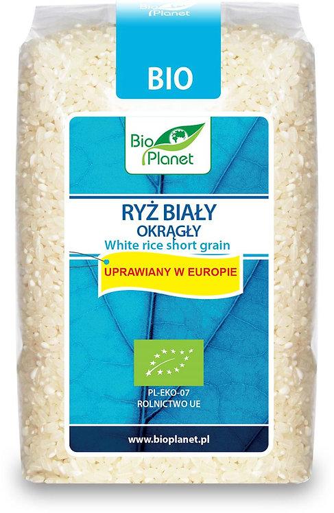 Ryż Biały Okrągły BIO 500g Bio Planet