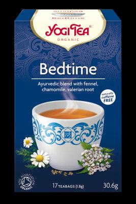 Na sen BEDTIME Bio Yogi Tea
