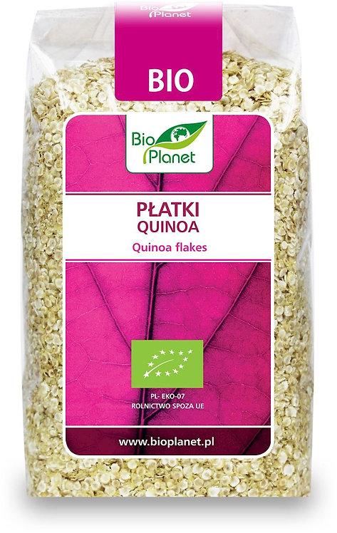 Płatki Quinoa- Komosa Ryżowa BIO 300g  Bio Planet