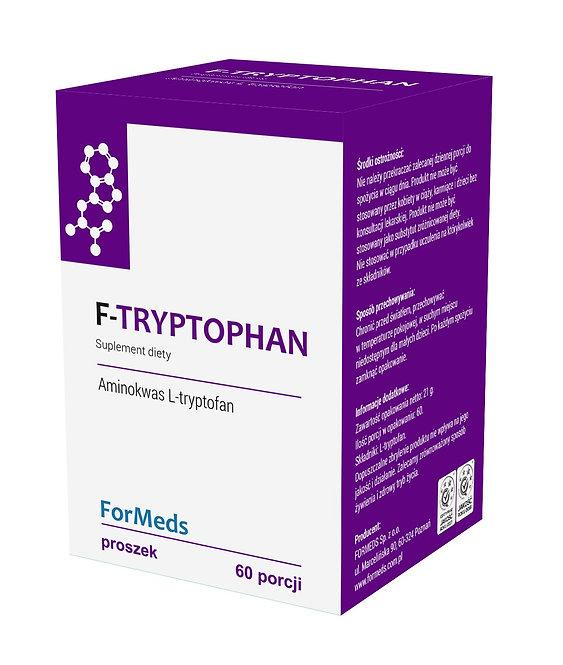 F-TRYPTOPHAN 60porcji Formeds