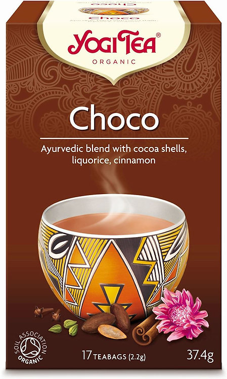 Czekoladowa CHOCO Bio Yogi Tea
