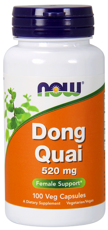 Dong Quai 520mg 100kaps NOW FOODS
