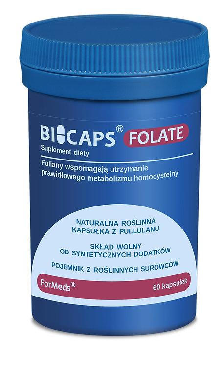 BICAPS Folate 60kaps Formeds