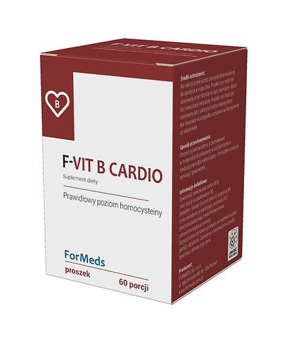 F-VIT B CARDIO 60porcji Formeds