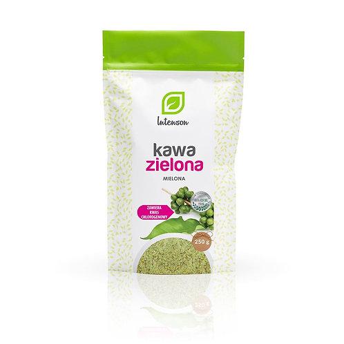Kawa Zielona Mielona 250g INTENSON