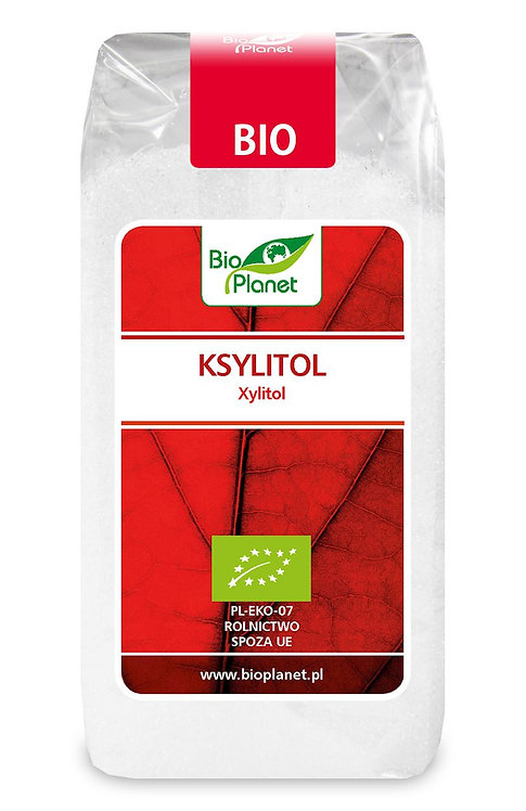 Ksylitol BIO 250g Bio Planet