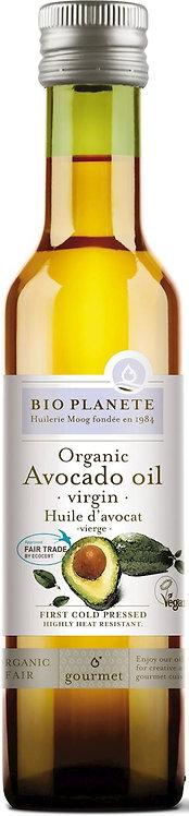 Olej z Miąższu Awokado Virgin BIO 250ml Bio Planete
