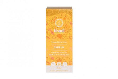 Henna Słoneczny Blond 100g Khadi