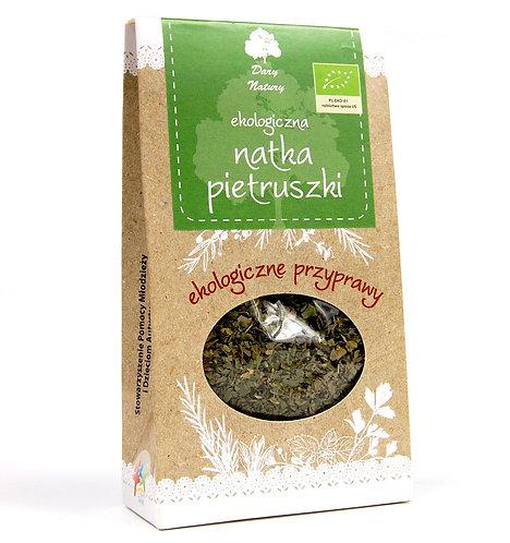 Natka Pietruszki EKO 20g Dary Natury