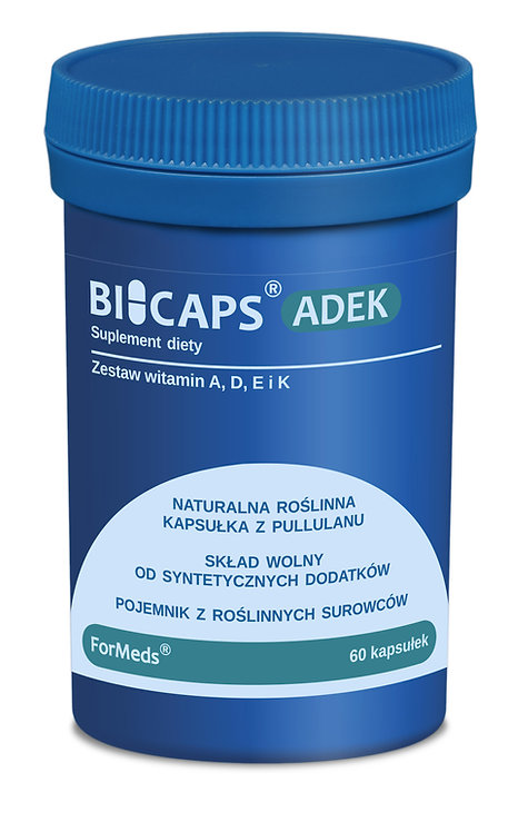 BICAPS ADEK 60kaps Formeds