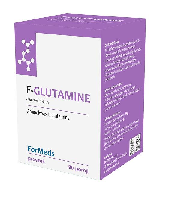 F-GLUTAMINE 90porcji Formeds