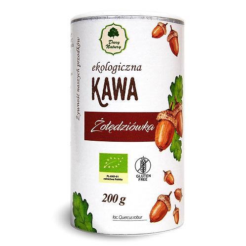 Kawa Żołędziówka Bezglutenowa BIO 200g Dary Natury