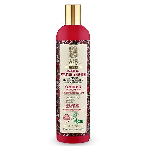 Odżywka do włosów Colour Protection & Shine, 400 ml SUPER SIBERICA PROFESSIONAL