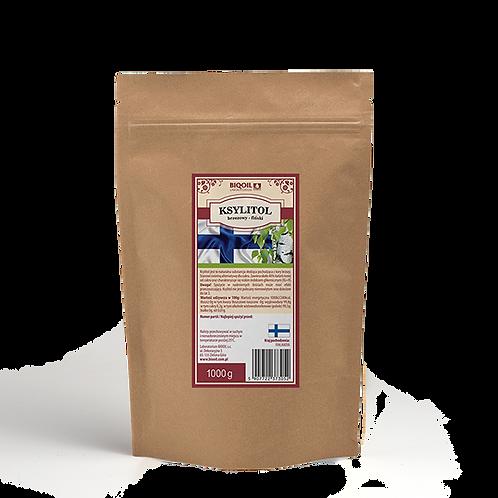 Ksylitol Fiński / Xylitol Fiński  1kg (1000 g) Biooil