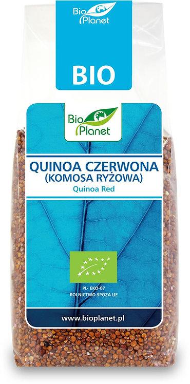Quinoa Czerwona ( Komosa Ryżowa) BIO 250g Bio Planet