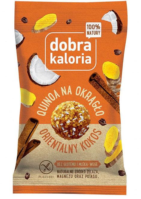 Quiona na Okrągło Kokos 24g Dobra Kaloria