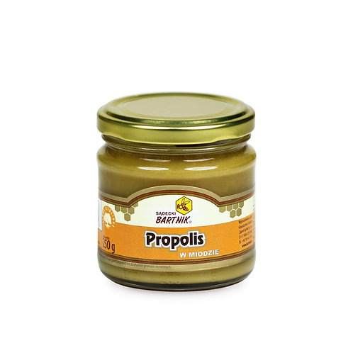 Miód z Propolisem 0,25 kg BARTNIK