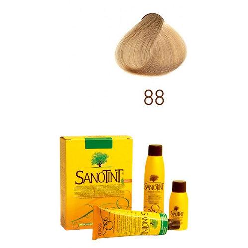 Farba do Włosów na Naturalnej Bazie 88 JASNY PLATYNOWY BLOND SANOTINT SENSITIVE