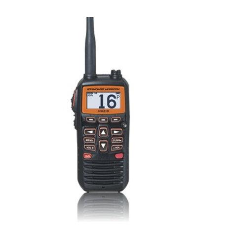 RADIO PORTATIL MARINA YAESU HX-210
