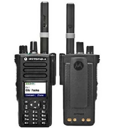 Motorola DGP-5550E