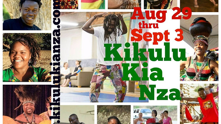 African Dance & Drum Conference