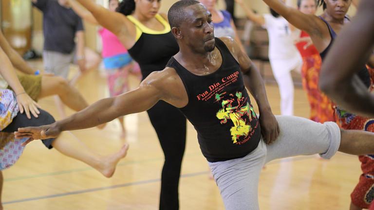 NGoma Spirit et initiation à la danse pour les enfants