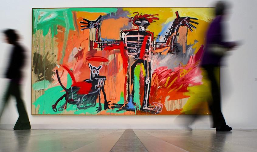 [CULTURE] 최고 경매가를 갱신한 바스키아의 작품을 시카고 미술관에서 볼 수 있다