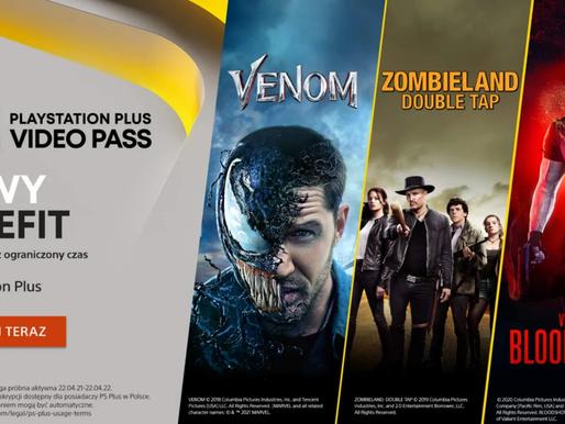 PlayStation Plus Video Pass разширява PS+ с добавката на филми и сериали, но за сега само за Полша