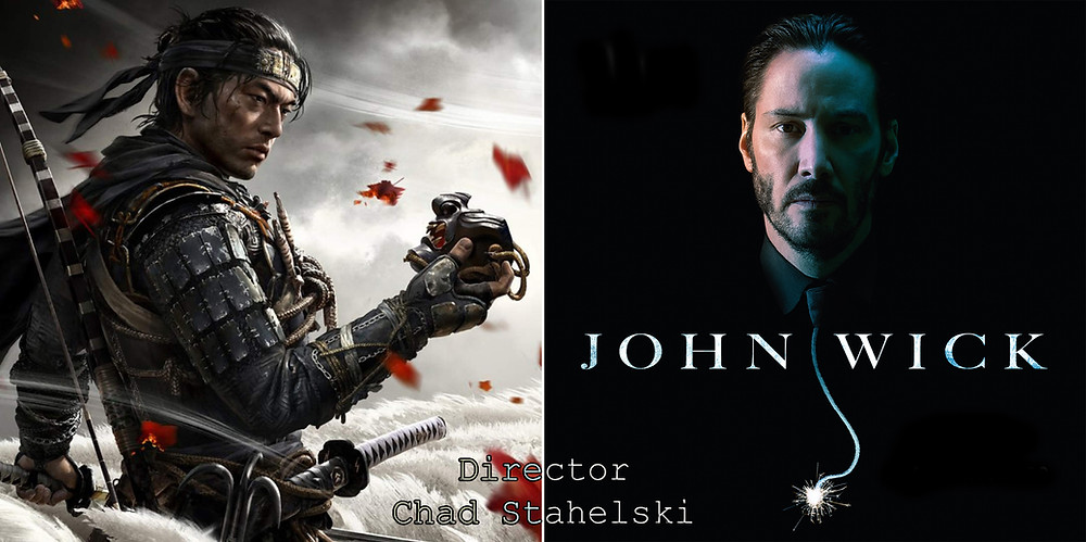 Ghost of Tsushima Movie Adaptation Gets John Wick's Director