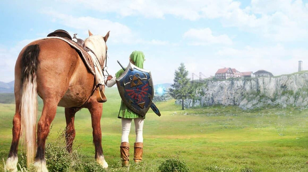 Ocarina of Time Coming to Switch