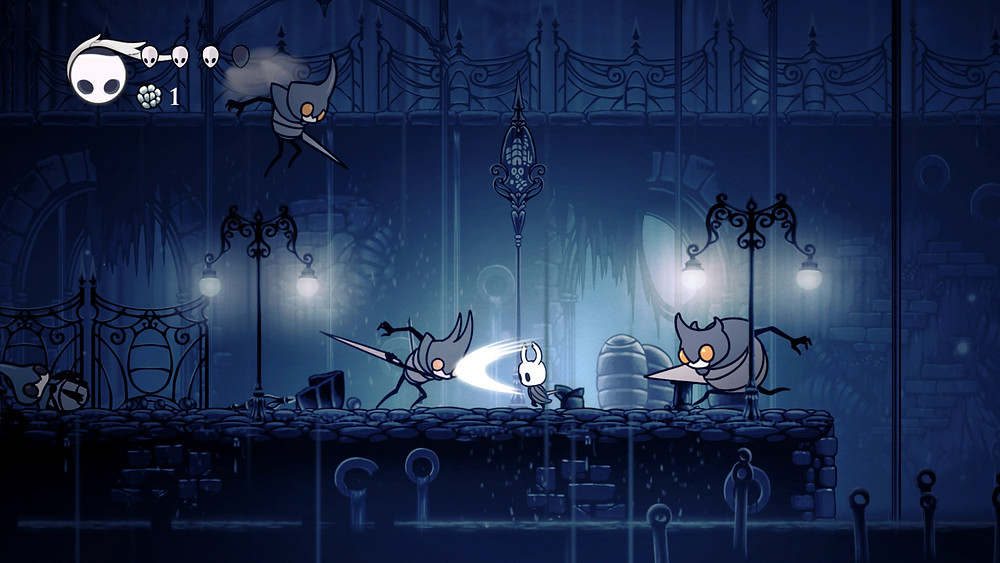 Hollow Knight Enemies