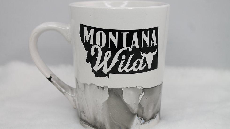 Marble Montana Wild Mug