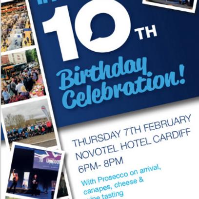 Introbiz 10th Year Anniversary