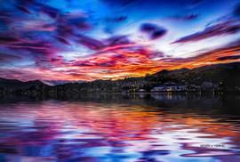 Folkmoot Sunset at Lake Junaluska.jpg