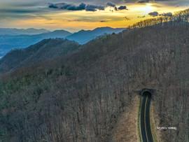 Tunnel Sunrise - Blue Ridge Parkway.jpg