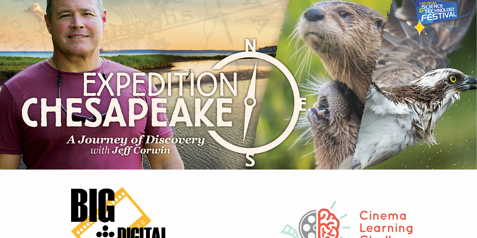Expedition Chesapeake; a Journey of Discovery